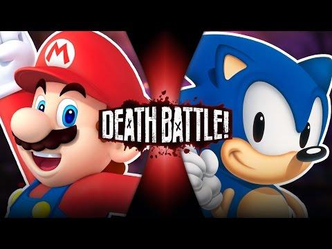 Mario VS Sonic (2011) | DEATH BATTLE! - UCB9_VH_CNbbH4GfKu8qh63w