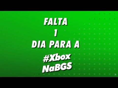 Falta apenas 1 dia para a #XboxNaBGS