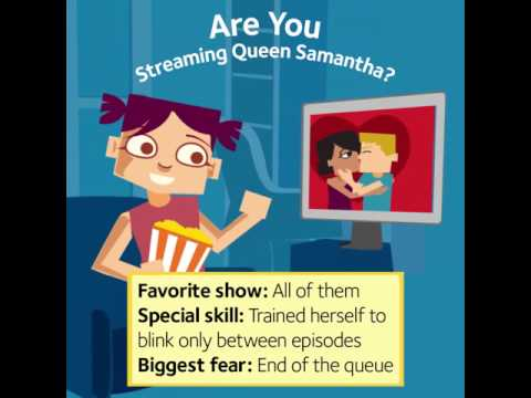 Fight Eye Fatigue: Streaming Queen Samantha