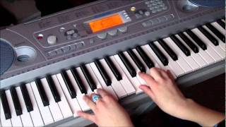 Taylor swift wildest dreams easy piano tutorial by plutax.