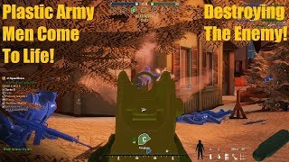 Green Army Men DLC Is Hilariously Fun! - Rising Storm 2 Vietnam Gameplay