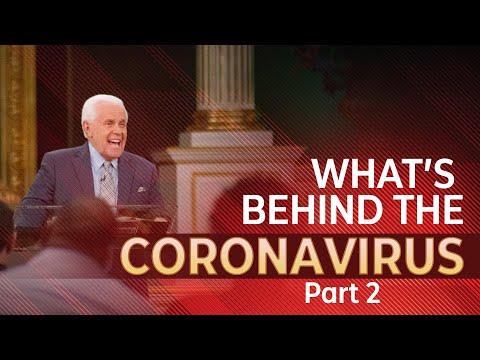 What's Behind the Coronavirus, Part 2-Jesse Duplantis