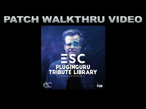 The ESC Tribute Library Patch Walkthru