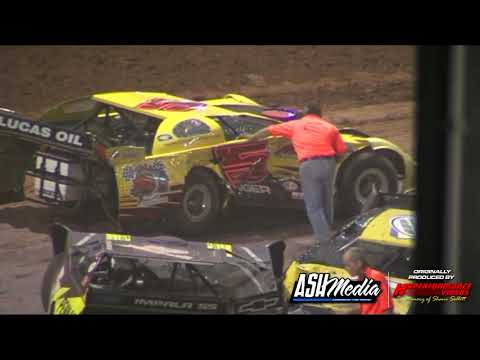 Late Models: A-Main - Archerfield Speedway - 07.01.2012 - dirt track racing video image