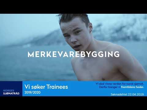 Jobbe i Norges sjømatråd? Bli trainee!