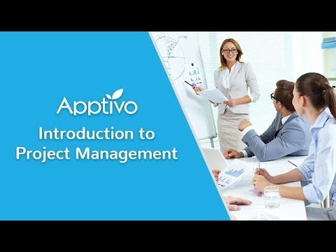 Intro to Project Management With Apptivo