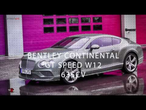 Bentley Continental GT Speed W12 Pure Sound