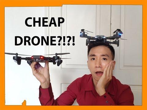 VLOG 1 - So sánh Flycam giá rẻ VISUO X809HW và ATTOP XT-1- Cheap Drones Review! Quangyo!Check It Out - UCKEWfH0Qyf66RvhgJJudn2g