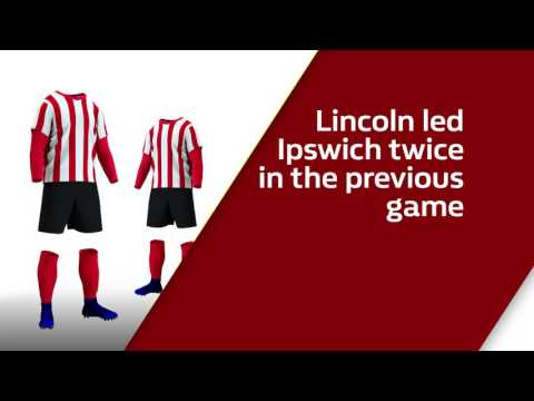 Lincoln v Ipswich FA Cup Replay
