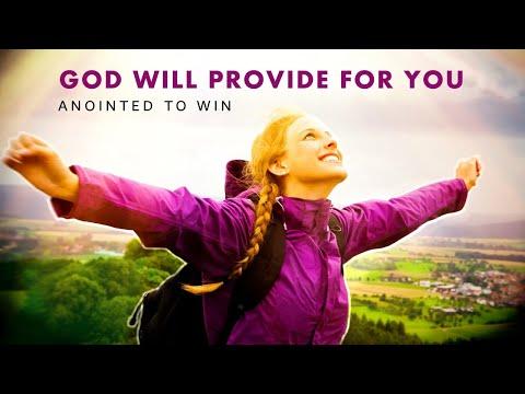 GOD WILL PROVIDE FOR YOU - MORNING PRAYER