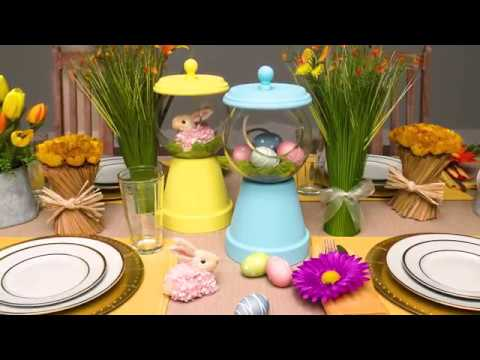 Egg-cellent Idea! | DIY Easter Gumball Machine