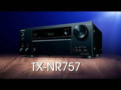 TX-NR757 Product Video