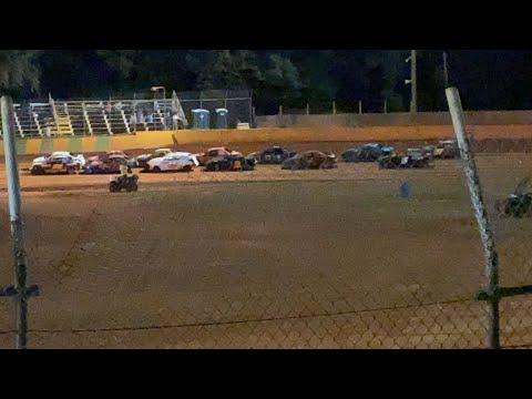 9/19/2020 FWD Harris Speedway - dirt track racing video image