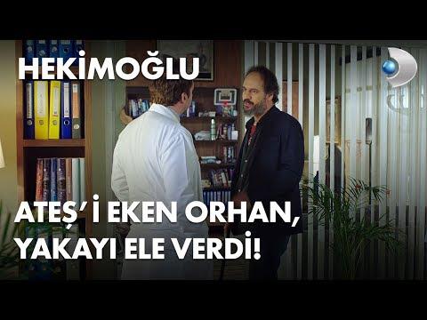 Ateş'i eken Orhan, yakayı ele verdi! - Hekimoğlu 7. Bölüm
