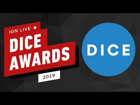DICE Awards 2019 - IGN Live - UCKy1dAqELo0zrOtPkf0eTMw