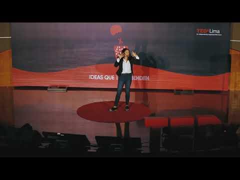 Cómo aprendí siendo diferente | Paloma Casanave | TEDxLima