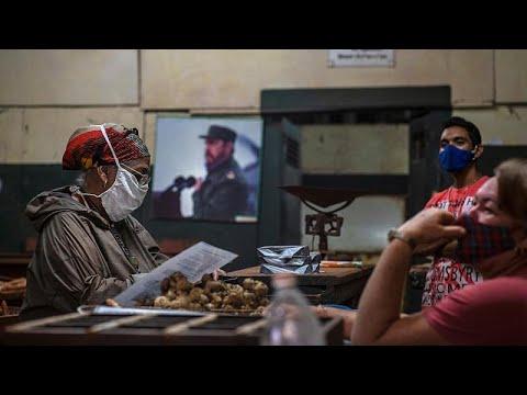 Cuba lucha contra el aumento de los contagios y la crisis económica que no permite más medidas