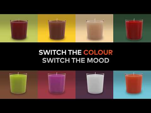 Introducing the Switch & Shine Candle Concept - Set Your Creativity Free!