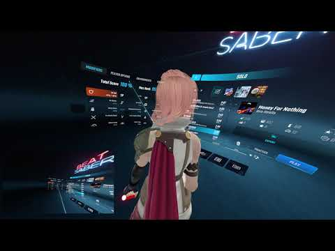 Click to view video Frame drops in Beat Saber on Oculus Rift