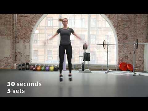 Jalkoihin keskittyvä kardiotreeniohjelma #1 - ELIXIA