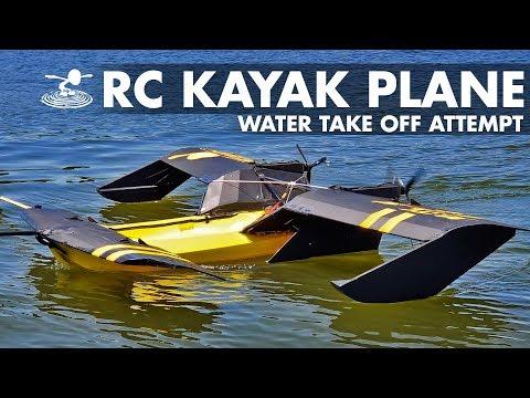 Water Take-off Attempt  - UC9zTuyWffK9ckEz1216noAw