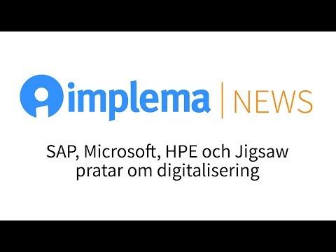 Implema News: Om digitalisering