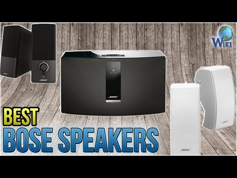 10 Best Bose Speakers 2018 - UCXAHpX2xDhmjqtA-ANgsGmw