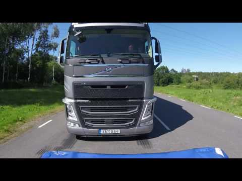 Volvo Trucks - See how Volvo Trucks take a brake