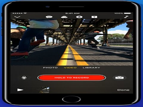 Apple - Clips Video Application