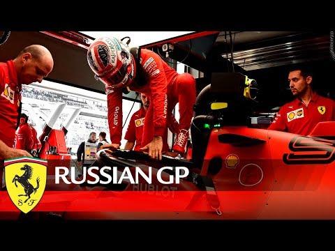 Russian Grand Prix - Recap
