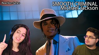 Smooth Criminal (Official Video Reaction)