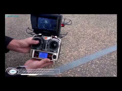 Original JJRC H8D FPV Headless Mode RC Quadcopter With 2MP Camera RTF - UCG6TZQdqxg7FJev2U9vMcNQ