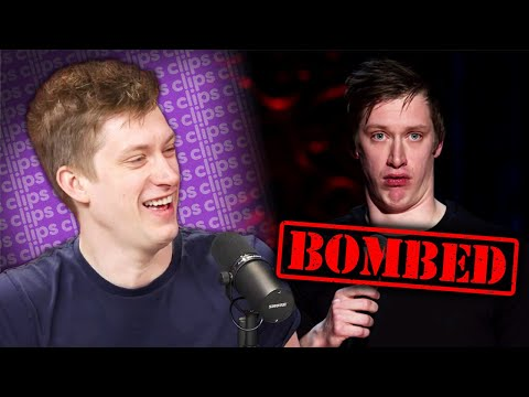 Daniel Sloss Reveals The Last Time He BOMBED As A Comedian...