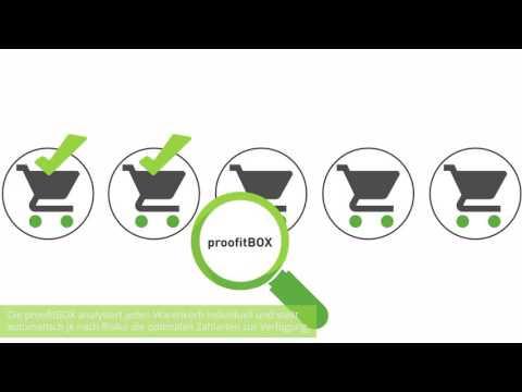 SHS VIVEON Lösung für den eCommerce: proofitBOX