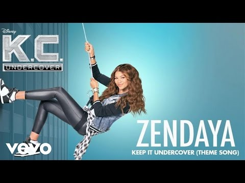 """Zendaya - Keep It Undercover (Theme Song From """"K.C. Undercover""""/Audio Only) - default"""