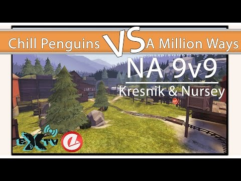eXtv/EVLTV Live: UGC HL Plat  Week 6 - Chill Penguins vs  A Million Ways