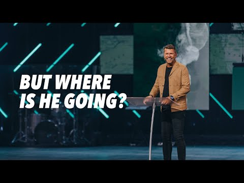 Gateway Church Live  But Where Is He Going? by Pastor Joakim Lundqvist  September 26
