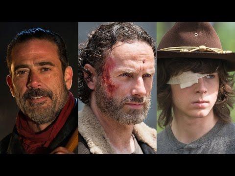 What Comes After Negan's Big Kill on The Walking Dead - Comic Con 2016 - UCKy1dAqELo0zrOtPkf0eTMw