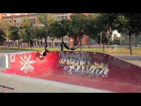 Jart Skateboards - The PROject Iván Rivado