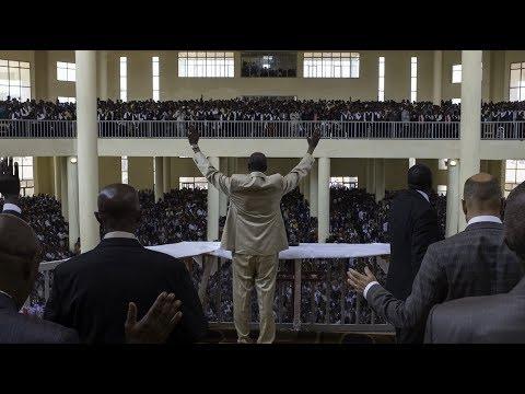 Pingstmissionen i Burundi