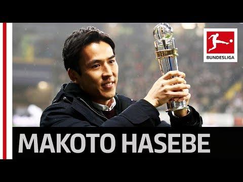 Video: Huge Honour For Makoto Hasebe - Asia's International Footballer Of The Year