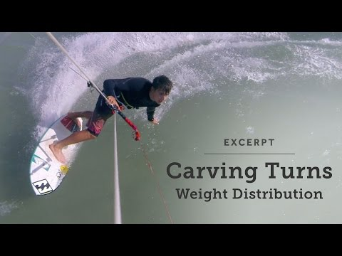 Carving Turns How-to: Weight distribution for powered turns