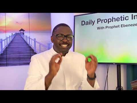 Prophetic Insight Apr 27th, 221