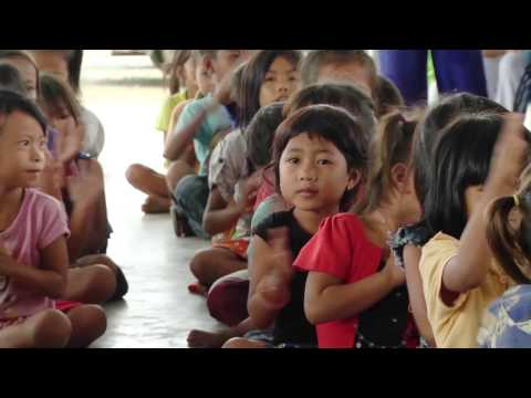 Ending Poverty in Cambodia: World Bank Service Day Outreach