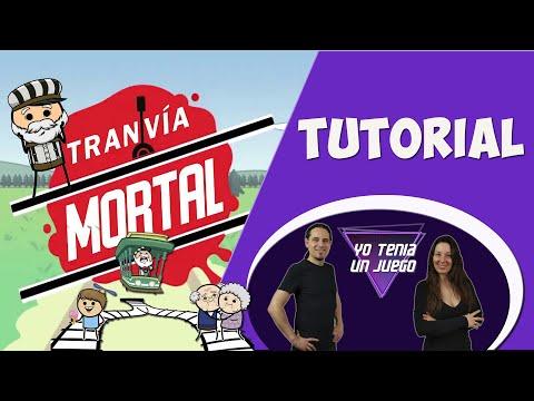 Tranvía Mortal | Juego de mesa | Asmodee | Tutorial | Cómo se juega