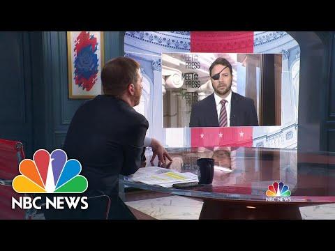 Rep. Dan Crenshaw On How GOP Can't 'Ex-Communicate' Trump