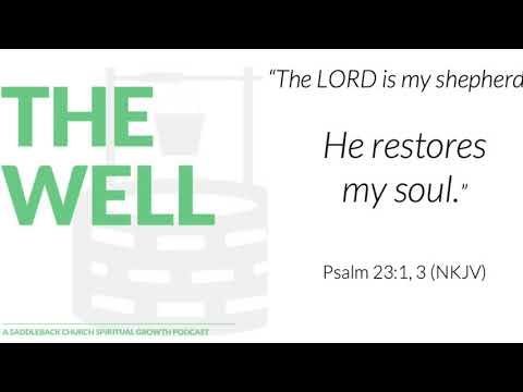 E7 Restore My Soul (Psalm 23:1, 3)