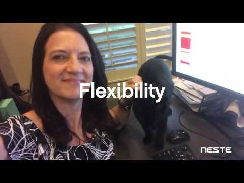 We asked our employees to share some of their highlights of working at Neste. Watch the video and discover their greetings!  Explore Neste career opportunities here: https://bit.ly/2K2H81y