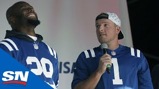 Pat McAfee Talks Transition From Player To Media Personality