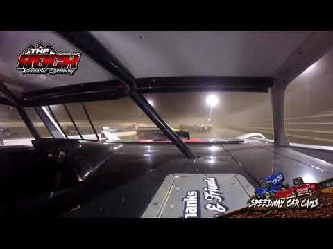 #9 Brady Lear - Crate Late Model - Rockcastle Speedway - InCar Camera - dirt track racing video image